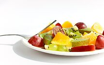Mixed Fruit Salad by Anaa