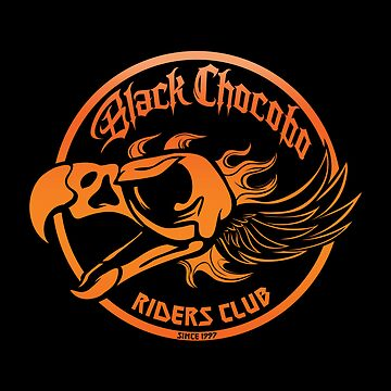 Black Chocobo Riders Club by misskari