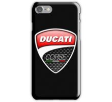 Ducati Logo Case iPhone Case/Skin