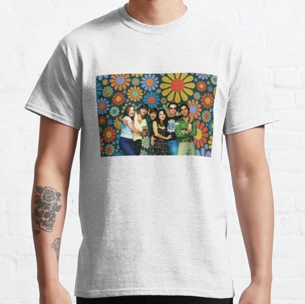 That 70s Show Floral Promotional Poster Classic T-Shirt