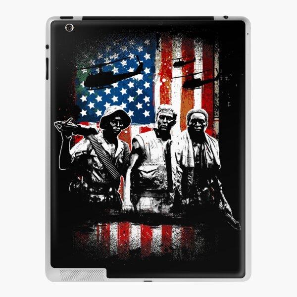 Vietnam Veterans 3 Soldiers iPad Skin