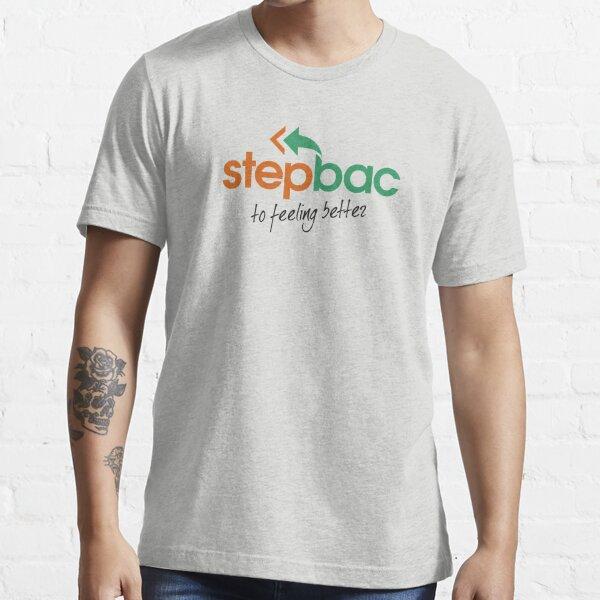 Stepbac to feeling better merchandise Essential T-Shirt