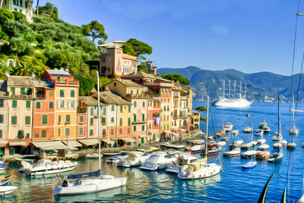 Portofino 1 by oreundici