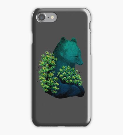 Nature's Embrace iPhone Case/Skin