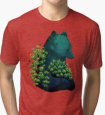 Nature's Embrace Tri-blend T-Shirt