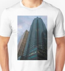 High Class Glass And Concrete - 3 © T-Shirt