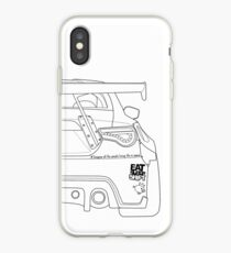 Life is too short to stay stock iPhone Case