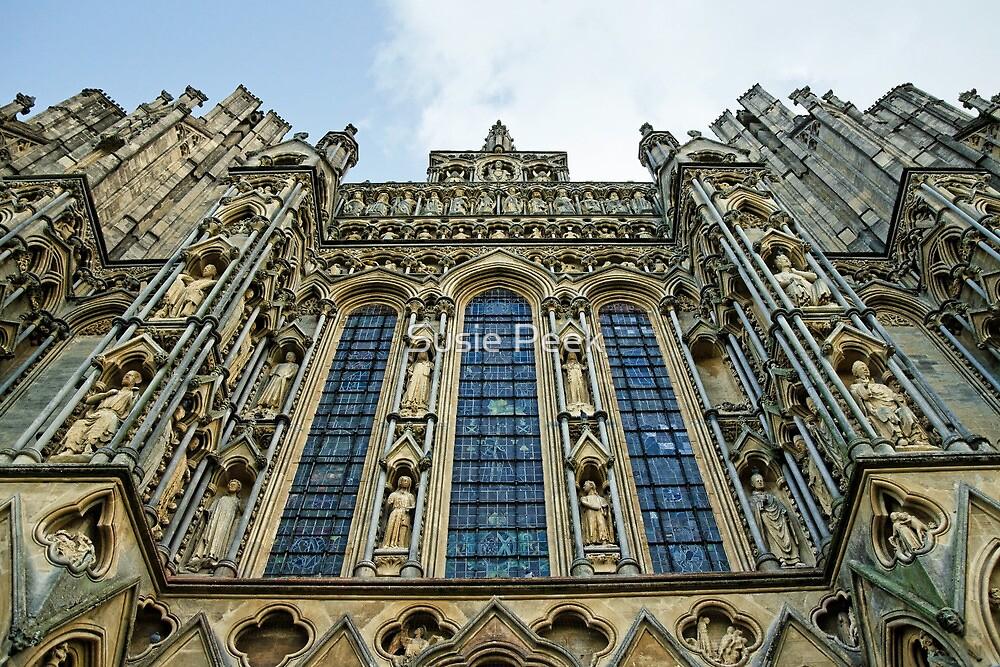 Wells Cathedral ~ Somerset by Susie Peek