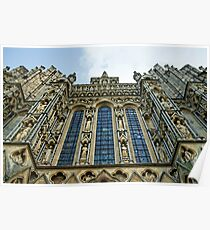 Wells Cathedral ~ Somerset Poster