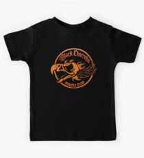 Black Chocobo Riders Club Kids Tee