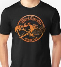 Black Chocobo Riders Club Unisex T-Shirt
