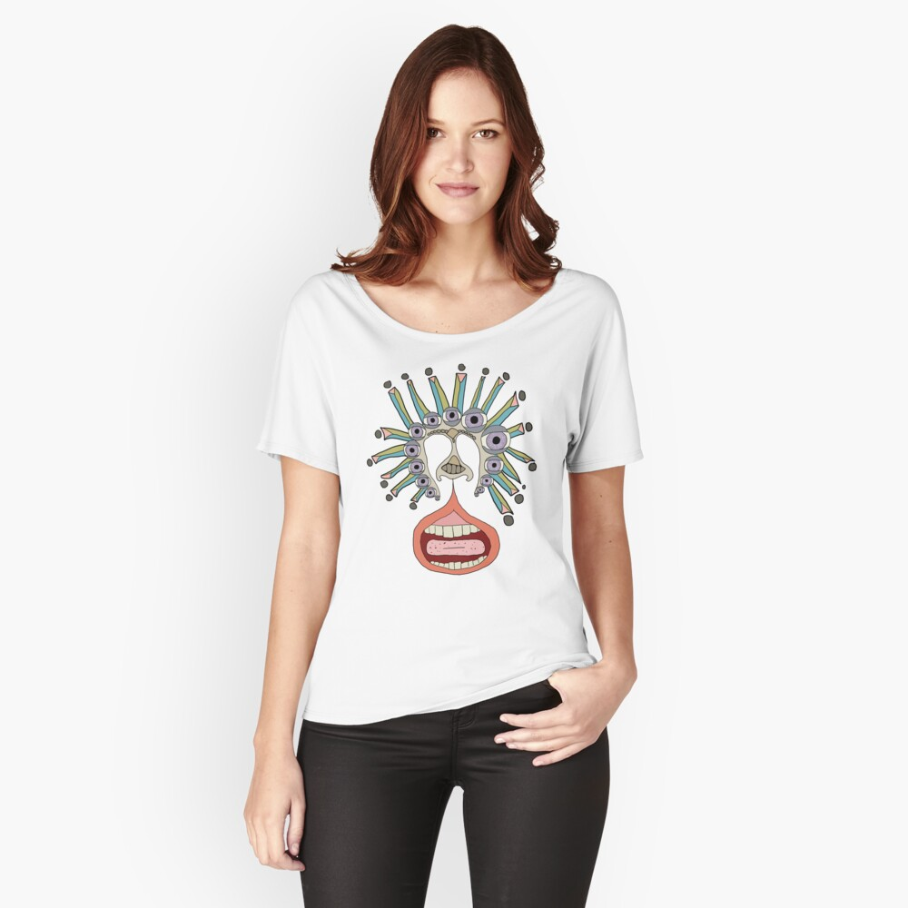I Can See You... Women's Relaxed Fit T-Shirt Front