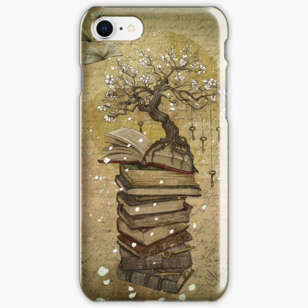 Knowledge is the key iPhone Snap Case