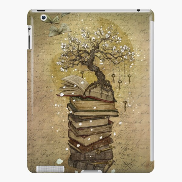 Knowledge is the key iPad Snap Case