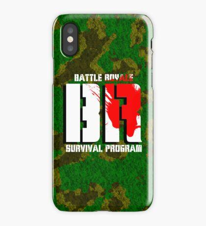 Battle Royale Logo iPhone Case/Skin