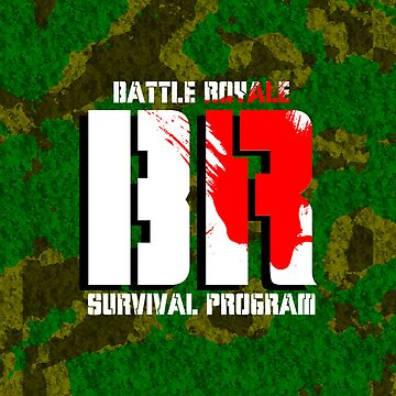 Battle Royale Logo by AnthonyPipitone