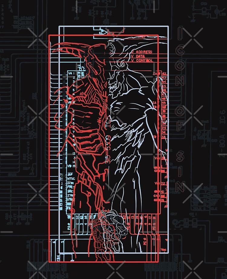 doom eternal marauder concept art