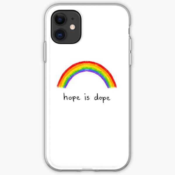 hope is dope  iPhone Soft Case