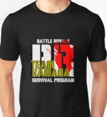 Team Kawada (Battle Royale) T-Shirt