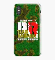Team Kawada (Battle Royale) iPhone Case