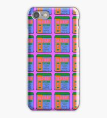 Multiple Old Bay Cans: iPhone Cover iPhone Case/Skin