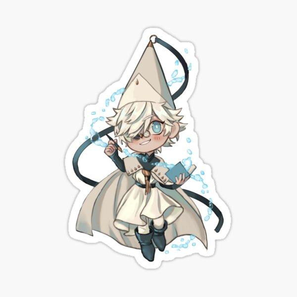 Witch Hat Atelier  - Tiny Qifrey Sticker