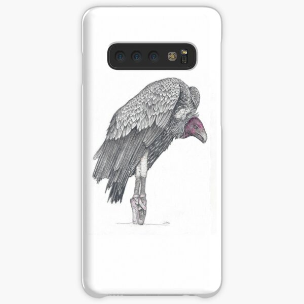 Vulture in toe shoes Samsung Galaxy Snap Case