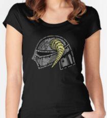 Fus Metal Jacket Women's Fitted Scoop T-Shirt