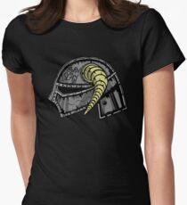 Fus Metal Jacket Women's Fitted T-Shirt