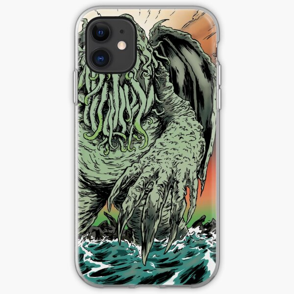 Cthulhu iPhone Soft Case