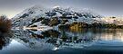 Lake Selfe, Canterbury (pano) by Michael Treloar