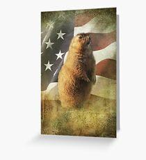 Patriot Greeting Card