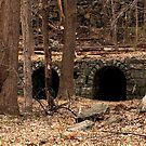 The Ancient Remains of Stone Tunnels under Boonton by Jane Neill-Hancock