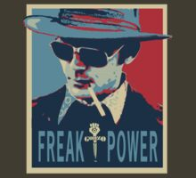 HST- Freak Power