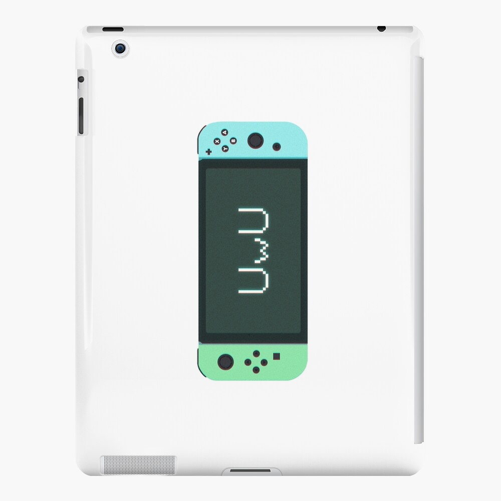 Cute Animal Crossing New Horizons Nintendo Switch Ipad Case