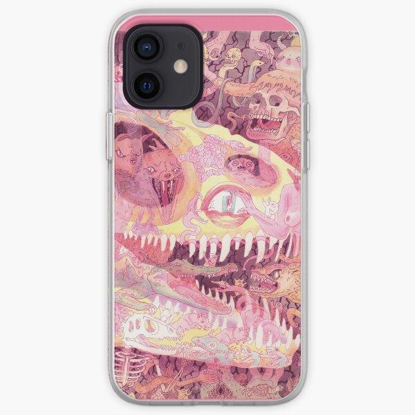 Geranium Kralthazar iPhone Soft Case