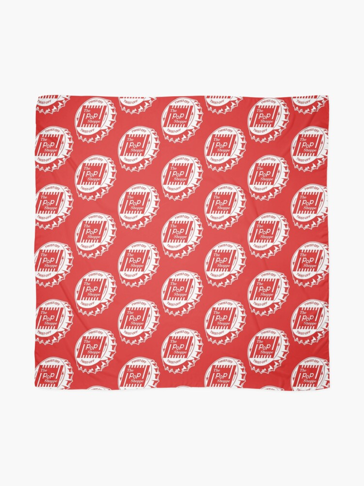Alternate view of THE POP SHOPPE Scarf