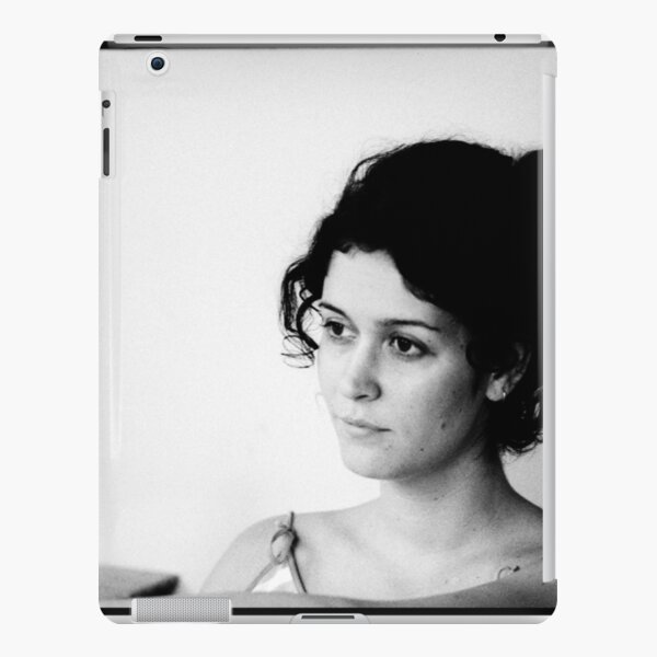 Deep thought iPad Snap Case