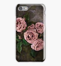 Vintage Rose iPhone Case/Skin