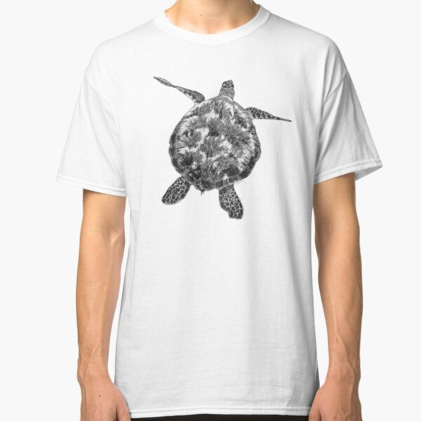 Jacki the Turtle Classic T-Shirt