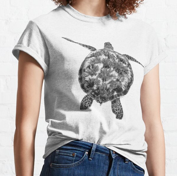 Jacki the Turtle Classic T-Shirt