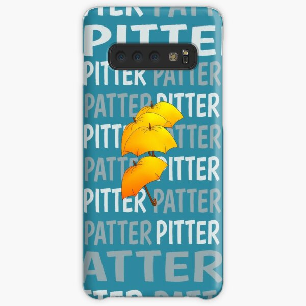 Umbrella  Pitter Patter Samsung Galaxy Snap Case