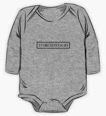 Torchwood Subway Kids Clothes