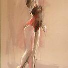 Dancer croquis #9 by vasenoir