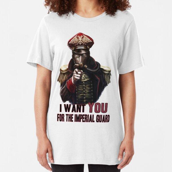 Warhammer Imperial Guard Slim Fit T-Shirt