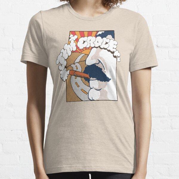 Jim Croce color dot matrix 70s design Essential T-Shirt