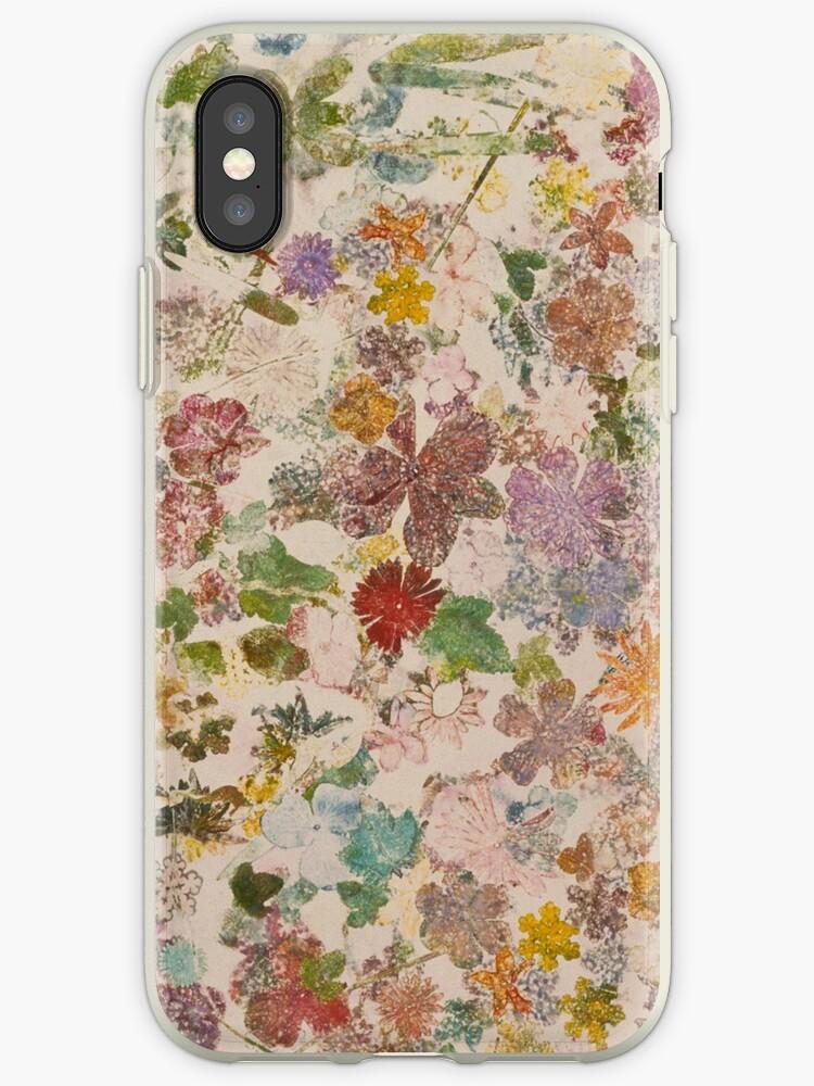 Pressed flowers by venitakidwai1