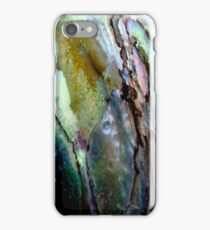 Paua Shell from New Zealand iPhone Case/Skin