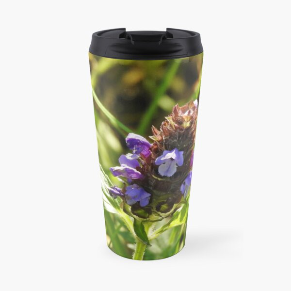 Self Heal Wildflower Travel Mug