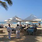 Breakfast at the Beach - Desayuno en la Playa by PtoVallartaMex